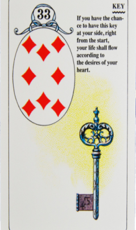 Key front